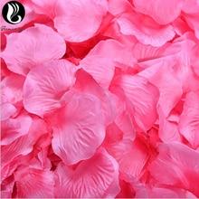 Wedding Petals Silk Rose Petals Colorful Artificial Flower Wedding Accessories Wedding Rose Petals Petalos De Rosa De Boda BV268