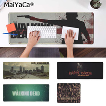 MaiYaCa Non Slip PC The Walking Dead Laptop Computer Mousepad Free Shipping Large Mouse Pad Keyboards Mat