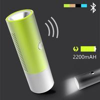 Mini LED Outdoor LED Lighting Waterproof Bluetooth Speaker Portable Lighting Mini Portable