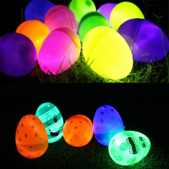 Fluorescent Easter Egg Play Children Kid Toy Easter Gift candy box Happy Easter party Decoration & Fluorescent Easter Egg Play Children Kid Toy Easter Gift candy box ... Aboutintivar.Com