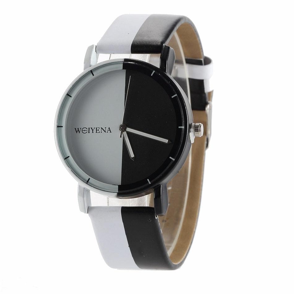 Quartz Watch Couple Leather Watch Fashion Romantic Student Relogio Faminino Zegarek Damsk