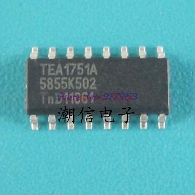 1pcs/lot TEA1751LT TEA1751T TEA1751 SOP-16 In Stock