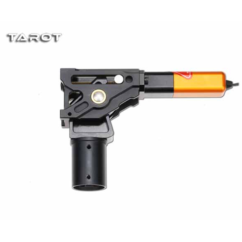 Tarot RC 75 Degree All metal CNC Large Scale Electric Retractable Landing Gear Skid Tripod Load