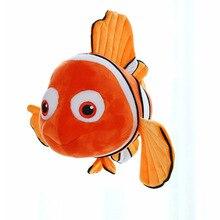 1pc 23cm Hot Sale Cute Clown Fish Finding Nemo Dory Movie Pl