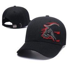57f136cf08d44 2019 Fashion Metal Mulisha Baseball Caps Men Flat Hat Snapback Cap Women  Hip Hop Brand New
