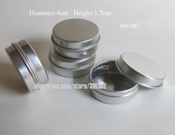 100pcs 10g aluminum tin 10cc metal cosmetic packaging container 1 3oz professional cosmetics jars.jpg 250x250