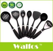 KITNEWER 7 Stücke 2016 Antihaft neueste utensil set-Hitzebeständige Kochen Utensil Set-nylon küche utensil set