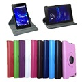 360 Rotating PU Leather Case Stand Cover For Google Asus Nexus 7 FHD II 2nd Gen 2013