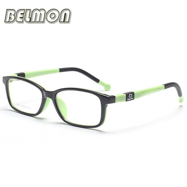b5756703dd Fashion Kids Student Spectacle Frame Children Myopia Eyeglasses Computer  Optical Eye Glasses Frame For Baby Boys Girls