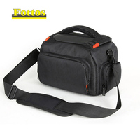 High quality Camera Bag pouch for leica S S E V LUX TYP114 V LUX4 lux114 TYP007 TYP601 typ 601 DSLR protector case shoulder bag