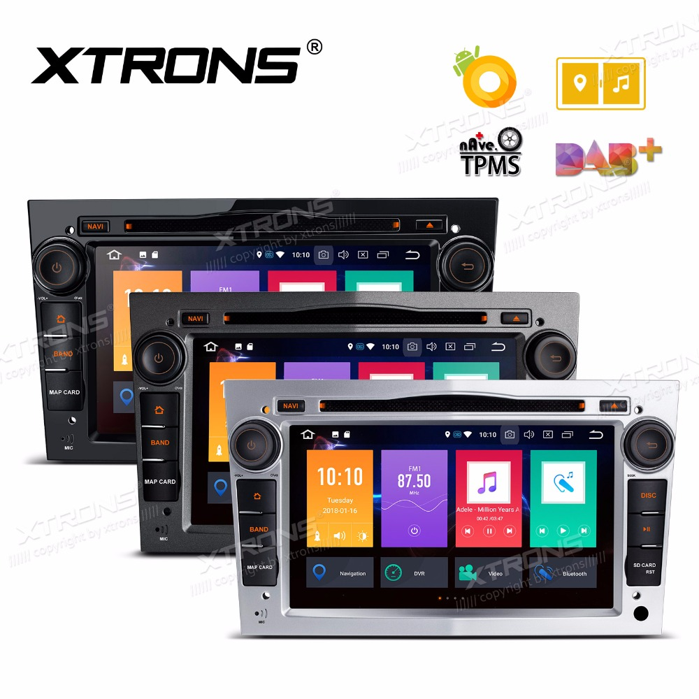 xtrons android 8 0 octa core car radio dvd player gps for. Black Bedroom Furniture Sets. Home Design Ideas
