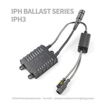 Free Shipping IPHCAR 35W Xenon HID Kit Bulb Ballast AC 12V (1 Pair Ballast + 1 Pair Bulb) Car Styling Conversion Xenon Headlight