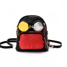 Lacattura модные женские туфли рюкзак высокое качество PU кожаные рюкзаки для девочек-подростков Женский школьная сумка рюкзак Mochila