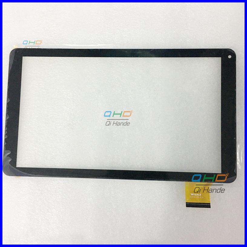 Black New For 10.1'' inch navon platinum 10 3g Touch Screen Panel Digitizer Sensor Repair Replacement Parts Free Shipping repair parts replacement touch screen digitizer for nintendo 3ds