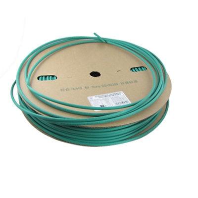 100M 6.0mm Dia. Green Sleeves Heat Shrink Tubes Ratio 2:1 аксессуар rexant 1 x 2 50mm2 100m green 01 6543