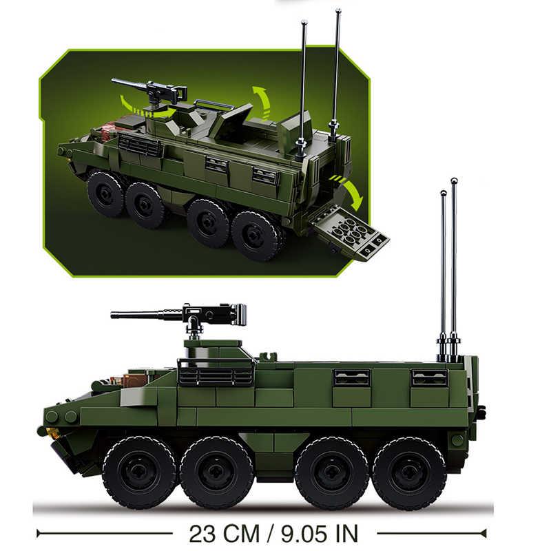 Серия Хищник Чужой против Хищника вертолет бронированный автомобиль Строительные блоки Набор совместимые Legoings военный конструктор игрушки