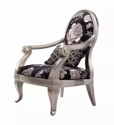 Deluxe All Over Broderie Floral Design Noir Velours Canape Chaise Fauteuil Tissu Dameublement 140 Cm Largeur Vente Par Metre Dans De Maison Jardin