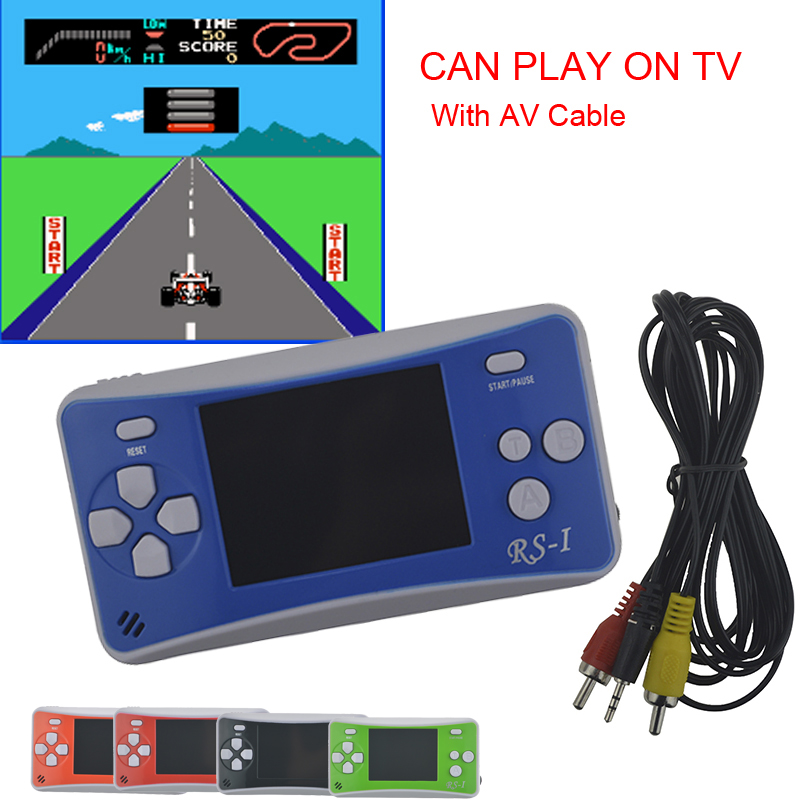 Handheld Game Player Portable Game Console Built In 152 Games Classic Games Play On TV With AV cable