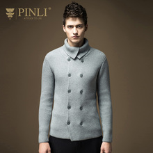 Pullover Men Special Offer Standard Casual Pinli 2016 Autumn New Arrival Men's Clothing Slim Cardigan Sweater Male B16331730