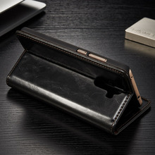 Huawei Mate 9 Leather Phone Cases