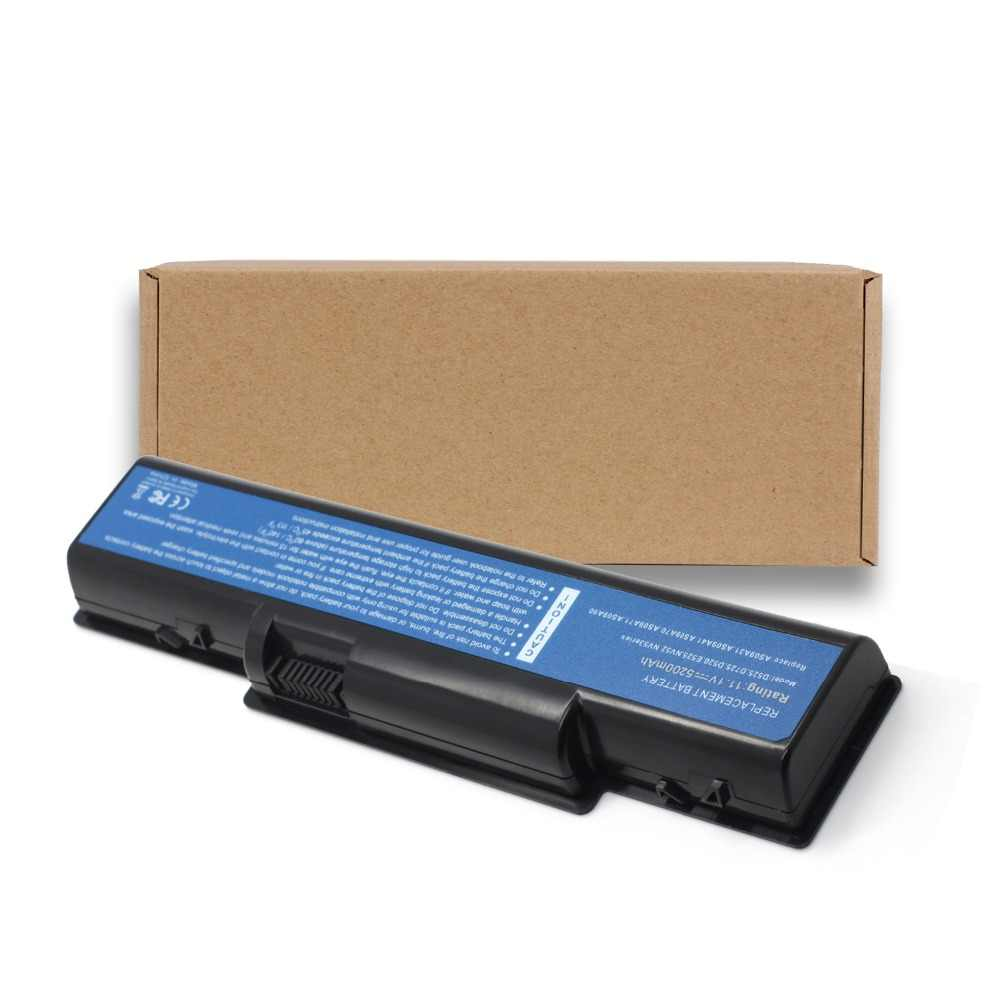 Dinto 5200 2600mah の 11.1 v 6 セルノート pc バッテリーエイサー emachines D725 D525 G630 D520 E525 NV52 AS09A61 AS09A31 AS09A73 AS09A70