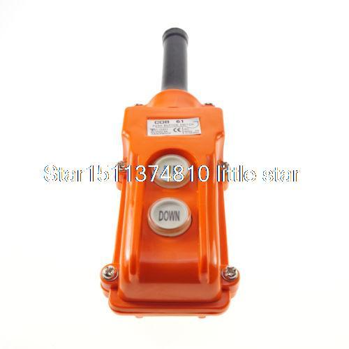 cob 61 for hoist and crane pendant control station push button switch up  down-in switches from lights & lighting on aliexpress com | alibaba group