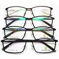 Alta Qualidade Ultrafinos Aço Plástico Quadro Maré Luz Exceder Exceder Multa Espelho Pernas Óculos de Armação Das Mulheres Dos Homens Óculos Oculista