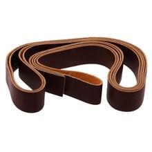 Simulation Leather Strip Handmade DIY Luggage Accessories Belt Blank 10m*2cm Soft Travel 4 Colors 2019 new