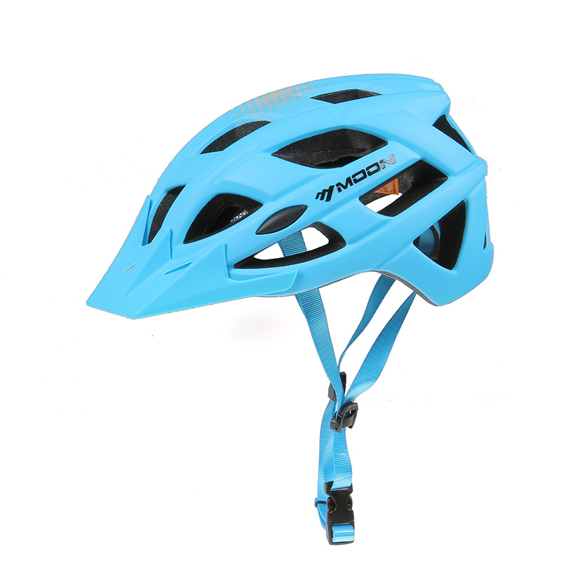 Moon 自転車ヘルメットプロ MTB サイクリングヘルメットの男性と女性の保護高品質統合成形自転車ヘルメット  グループ上の スポーツ & エンターテイメント からの 自転車用ヘルメット の中 3