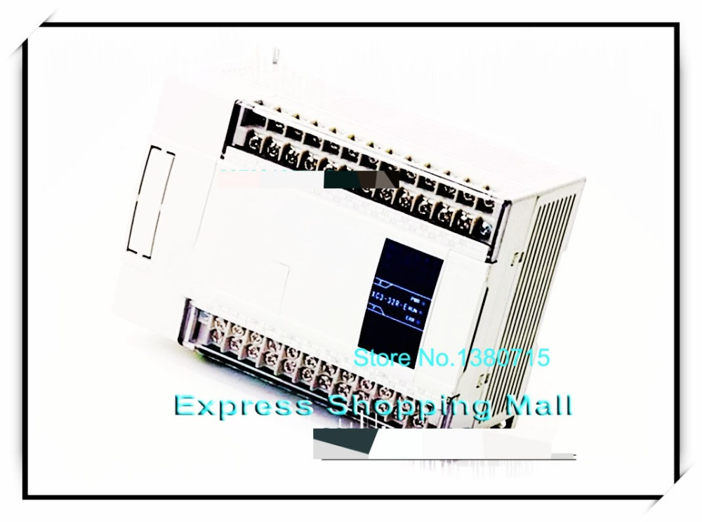 New Original XCM-24T4-C PLC DC24V 14 DI 10 DO Transistor 4 channels pulse output for motion control хомут ekf plc cb 4 8x250