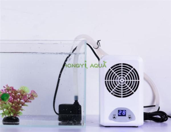 72W 108W 110-240v Aquarium Semiconductor Water Chiller Warmer/Cooler For Below 60CM Fish Tank Marine Tank Coral Reef Shrimp Tank