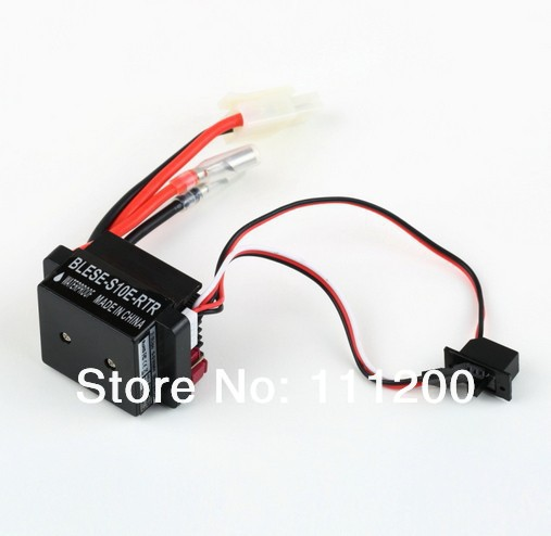 High Voltage  6-12V 320A RC Ship & Boat R/C Hobby Brushed Motor Speed Controller W/2A BEC ESC hobbywing rc model eagle 20a r c hobby brushed motor esc speed controllers