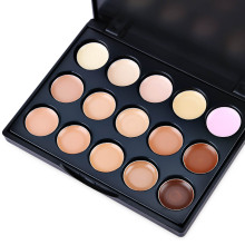 Mini 15 Colors Face Concealer Camouflage Cream Contour Palette Makeup Foundation Facial Face Cream Concealer Palette Cosmetic mini 15 colors face concealer camouflage cream contour palette makeup foundation facial face cream concealer palette cosmetic