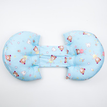 Maternity Pregnant Pillow – Sleeping Support Nursing Women Body Memory Cotton Fiber Rebound Pregnancy Side Sleepers High Quality