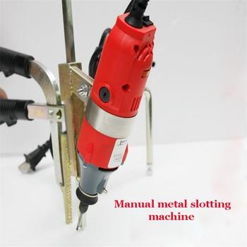 1PC Manual metal slotting machine Metal Letters Bender Bending Machine Tool  metal strip Bender