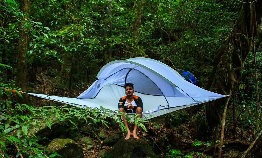 Suspension Last tent Triangle