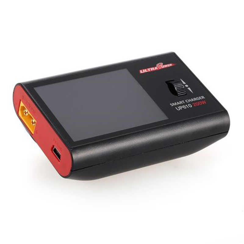 Ультра зарядное устройство UP610 MINI Smart Balance для батареи Outfield Lipo 1200 Вт 10A 1 6S RC Мини