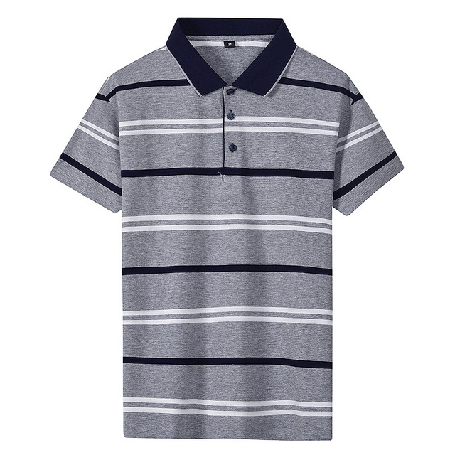 New Fashion Brand Men Polo Shirt Solid Short-Sleeve Polo Mens Shirt Men Polo Shirts Casual Polo 9002