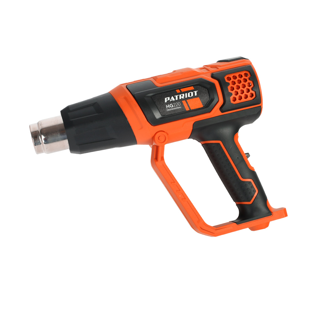 Hair Dryer technical PATRIOT HG 220 (3 working mode, over heat protection, LCD-Display) heat gun patriot hg 210 the one