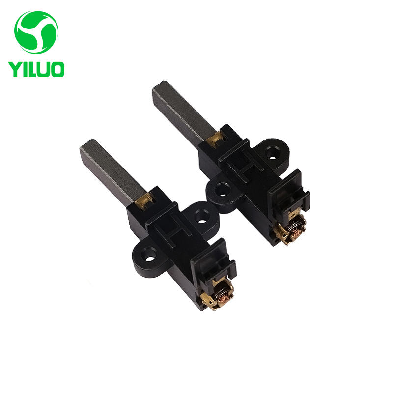 28*10*6mm Vacuum cleaner motor carbon brush with high quality of vacuum cleaner parts for various vacuum cleaner new copper blower hcx110 p vacuum cleaner motor lt 1090c h vacuum cleaner parts