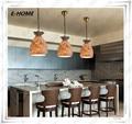 Retro chandelier creative restaurant Bar Cafe resin purse design personalized clothing den loft chandelier