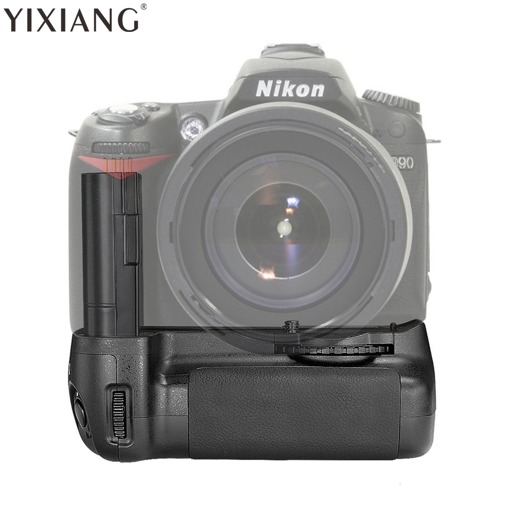 YIXIANG Battery Pack Grip for D90 DSLR cameras as MB-