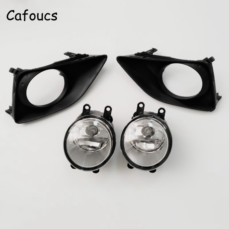 Car Front Fog Light and Lamp Hood Cover For <font><b>Toyota</b></font> <font><b>Corolla</b></font> 2007 2008 <font><b>2009</b></font> 2010 <font><b>Accessories</b></font> image