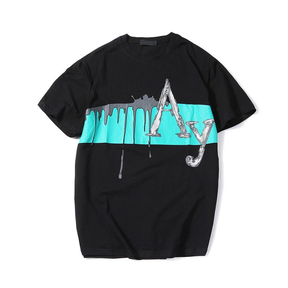 Camiseta Hombre Manga Corta Camiseta Hombre 2018 Camiseta para Hombre verano marca Streetwear hombres o-cuello Hombre Camiseta CT009