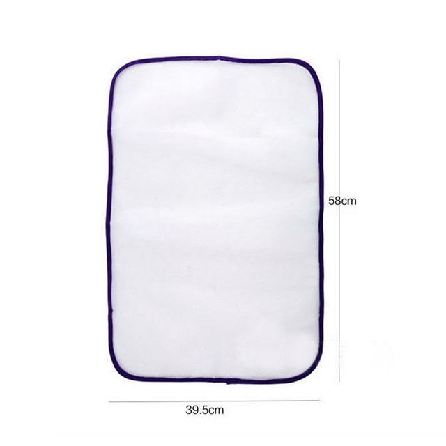 Household Reticulated Ironing Pad Insulation Protective Insulation Cloth Protective Pad 40x60cm Ironing Clothes Supply