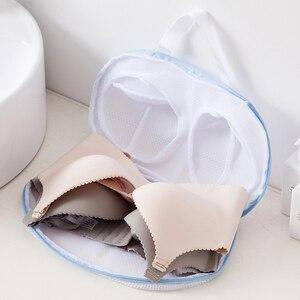 Image 2 - Vanzlife lavage machine lavage spécial blanchisserie brassière sac anti déformation lavage soutien gorge maille sac nettoyage sous vêtements sport soutien gorge