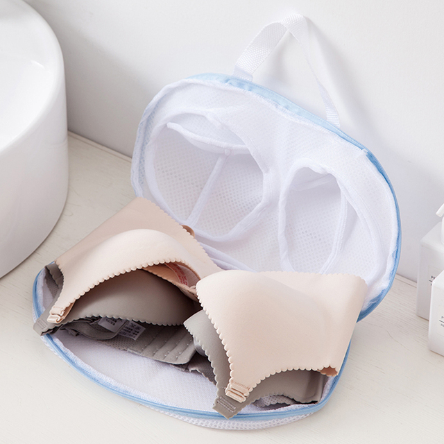 vanzlife washing machine-wash special laundry Brassiere bag anti-deformation washing bra mesh bag cleaning underwear Sports Bra 1