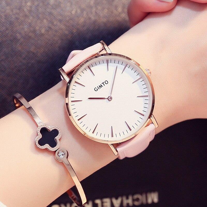 GIMTO Reloj Mujer Casual Women s