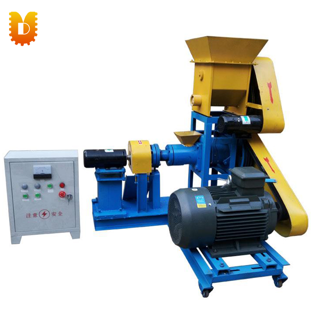 UDPH-50B High Quality Corn/Rice Snack Food Bulking Machine/Extruder/Puffing Machine large production of snack foods puffing machine grain extruder single screw food extruder