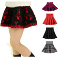 Новый 2016 Весна Осень Новая Мода Детская Одежда Девушки Юбка Бальное Платье Дети Юбки Высокой Талией Юбки для девушки